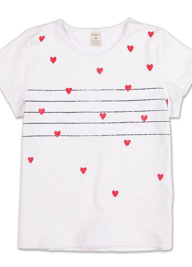 REMERA MC AMOUR 2-14
