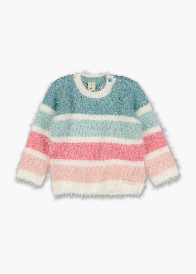 SWEATER RAY RAINBOW 2-12